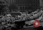Image of movie tax protest in New York New York City USA, 1961, second 54 stock footage video 65675072269