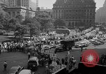 Image of movie tax protest in New York New York City USA, 1961, second 56 stock footage video 65675072269