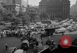 Image of movie tax protest in New York New York City USA, 1961, second 57 stock footage video 65675072269