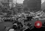 Image of movie tax protest in New York New York City USA, 1961, second 58 stock footage video 65675072269