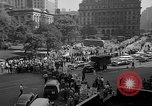 Image of movie tax protest in New York New York City USA, 1961, second 59 stock footage video 65675072269