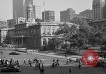 Image of movie tax protest in New York New York City USA, 1961, second 62 stock footage video 65675072269