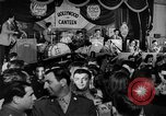 Image of Hollywood Canteen Hollywood Los Angeles California USA, 1943, second 2 stock footage video 65675072275