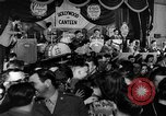 Image of Hollywood Canteen Hollywood Los Angeles California USA, 1943, second 3 stock footage video 65675072275
