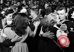 Image of Hollywood Canteen Hollywood Los Angeles California USA, 1943, second 27 stock footage video 65675072275