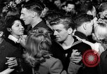 Image of Hollywood Canteen Hollywood Los Angeles California USA, 1943, second 33 stock footage video 65675072275