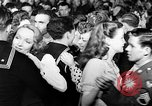 Image of Hollywood Canteen Hollywood Los Angeles California USA, 1943, second 37 stock footage video 65675072275