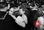 Image of Hollywood Canteen Hollywood Los Angeles California USA, 1943, second 38 stock footage video 65675072275