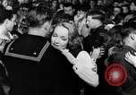 Image of Hollywood Canteen Hollywood Los Angeles California USA, 1943, second 42 stock footage video 65675072275
