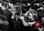 Image of Hollywood Canteen Hollywood Los Angeles California USA, 1943, second 51 stock footage video 65675072275