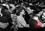 Image of Hollywood Canteen Hollywood Los Angeles California USA, 1943, second 52 stock footage video 65675072275