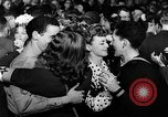 Image of Hollywood Canteen Hollywood Los Angeles California USA, 1943, second 54 stock footage video 65675072275