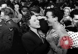 Image of Hollywood Canteen Hollywood Los Angeles California USA, 1943, second 57 stock footage video 65675072275