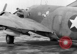 Image of loading airplane with movies for troops overseas New York United States USA, 1943, second 3 stock footage video 65675072285