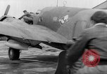 Image of loading airplane with movies for troops overseas New York United States USA, 1943, second 9 stock footage video 65675072285