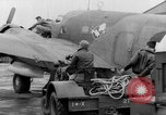 Image of loading airplane with movies for troops overseas New York United States USA, 1943, second 12 stock footage video 65675072285