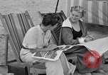 Image of Winston Leonard Spencer Churchill Bordaberry France, 1945, second 12 stock footage video 65675072287