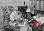 Image of Winston Leonard Spencer Churchill Bordaberry France, 1945, second 17 stock footage video 65675072287