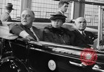 Image of Franklin Delano Roosevelt Watervliet New York USA, 1938, second 19 stock footage video 65675072289