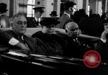 Image of Franklin Delano Roosevelt Watervliet New York USA, 1938, second 42 stock footage video 65675072289