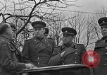 Image of Soviet Officers visit Europe, 1945, second 29 stock footage video 65675072299
