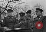 Image of Soviet Officers visit Europe, 1945, second 30 stock footage video 65675072299