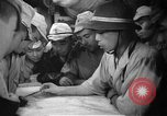 Image of Japanese submarine Indian Ocean, 1942, second 16 stock footage video 65675072306