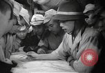 Image of Japanese submarine Indian Ocean, 1942, second 17 stock footage video 65675072306