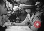 Image of Japanese submarine Indian Ocean, 1942, second 18 stock footage video 65675072306