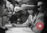 Image of Japanese submarine Indian Ocean, 1942, second 21 stock footage video 65675072306