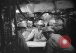 Image of Japanese submarine Indian Ocean, 1942, second 32 stock footage video 65675072306