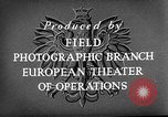 Image of Polish Soldiers London England United Kingdom, 1942, second 23 stock footage video 65675072307