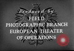 Image of Polish Soldiers London England United Kingdom, 1942, second 24 stock footage video 65675072307