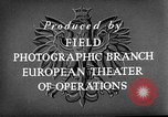 Image of Polish Soldiers London England United Kingdom, 1942, second 25 stock footage video 65675072307