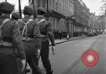 Image of Polish Soldiers London England United Kingdom, 1942, second 49 stock footage video 65675072307