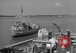 Image of Minesweeping Boat United States USA, 1958, second 4 stock footage video 65675072323