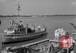 Image of Minesweeping Boat United States USA, 1958, second 11 stock footage video 65675072323