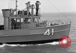 Image of Minesweeping Boat United States USA, 1958, second 40 stock footage video 65675072323