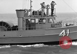 Image of Minesweeping Boat United States USA, 1958, second 41 stock footage video 65675072323