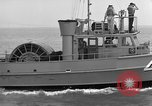 Image of Minesweeping Boat United States USA, 1958, second 42 stock footage video 65675072323