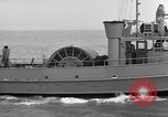 Image of Minesweeping Boat United States USA, 1958, second 43 stock footage video 65675072323