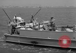 Image of moored minesweeping United States USA, 1958, second 8 stock footage video 65675072324