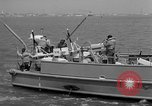 Image of moored minesweeping United States USA, 1958, second 12 stock footage video 65675072324