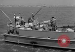 Image of moored minesweeping United States USA, 1958, second 13 stock footage video 65675072324