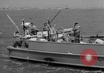Image of moored minesweeping United States USA, 1958, second 14 stock footage video 65675072324