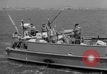 Image of moored minesweeping United States USA, 1958, second 15 stock footage video 65675072324