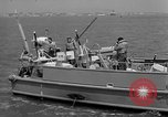 Image of moored minesweeping United States USA, 1958, second 16 stock footage video 65675072324