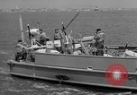 Image of moored minesweeping United States USA, 1958, second 17 stock footage video 65675072324