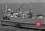Image of moored minesweeping United States USA, 1958, second 18 stock footage video 65675072324