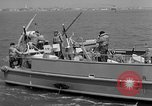 Image of moored minesweeping United States USA, 1958, second 21 stock footage video 65675072324